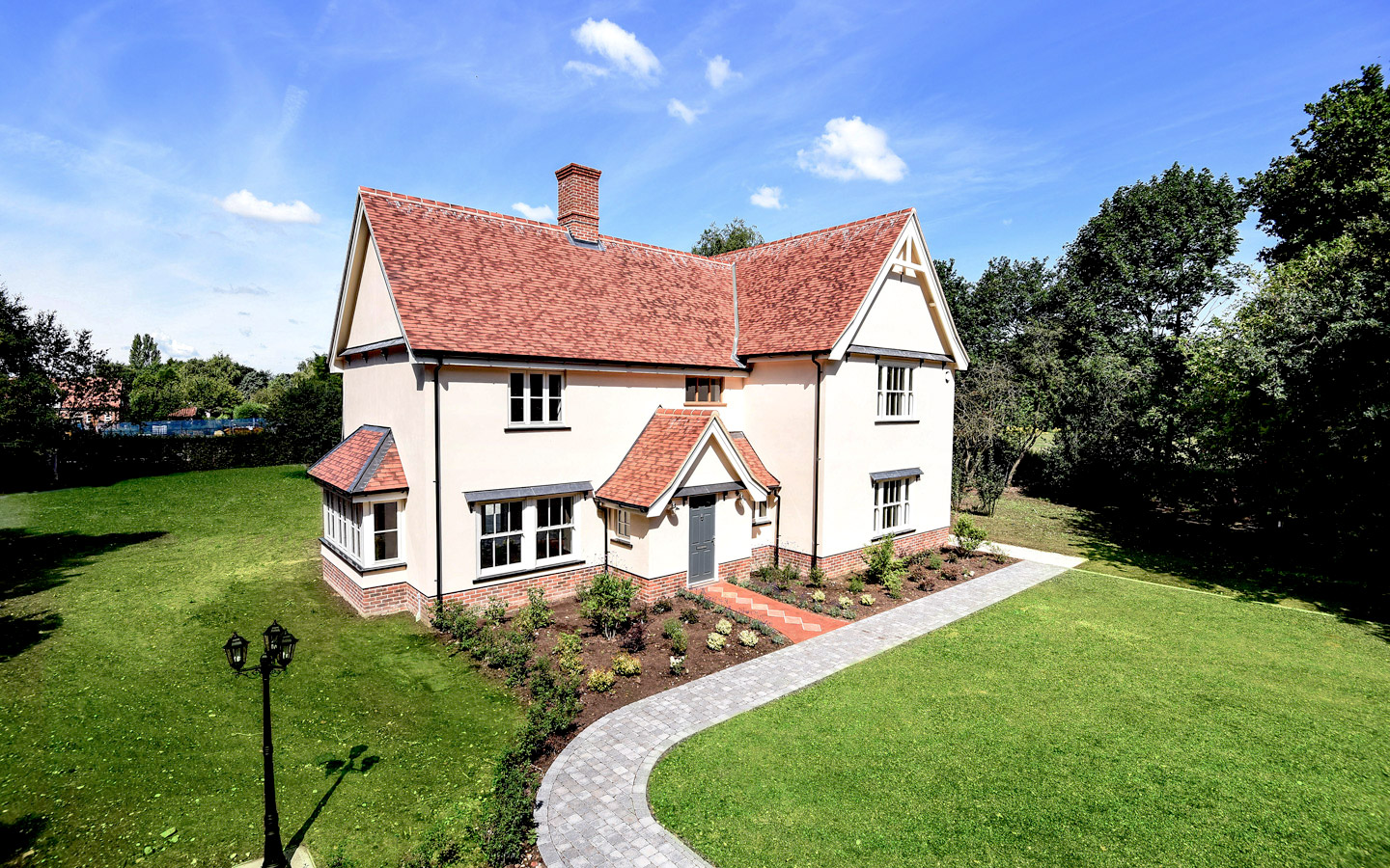 New House in Redgrave