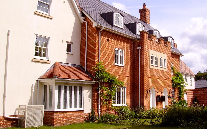 Small Scale Housing - Bury St Edmunds
