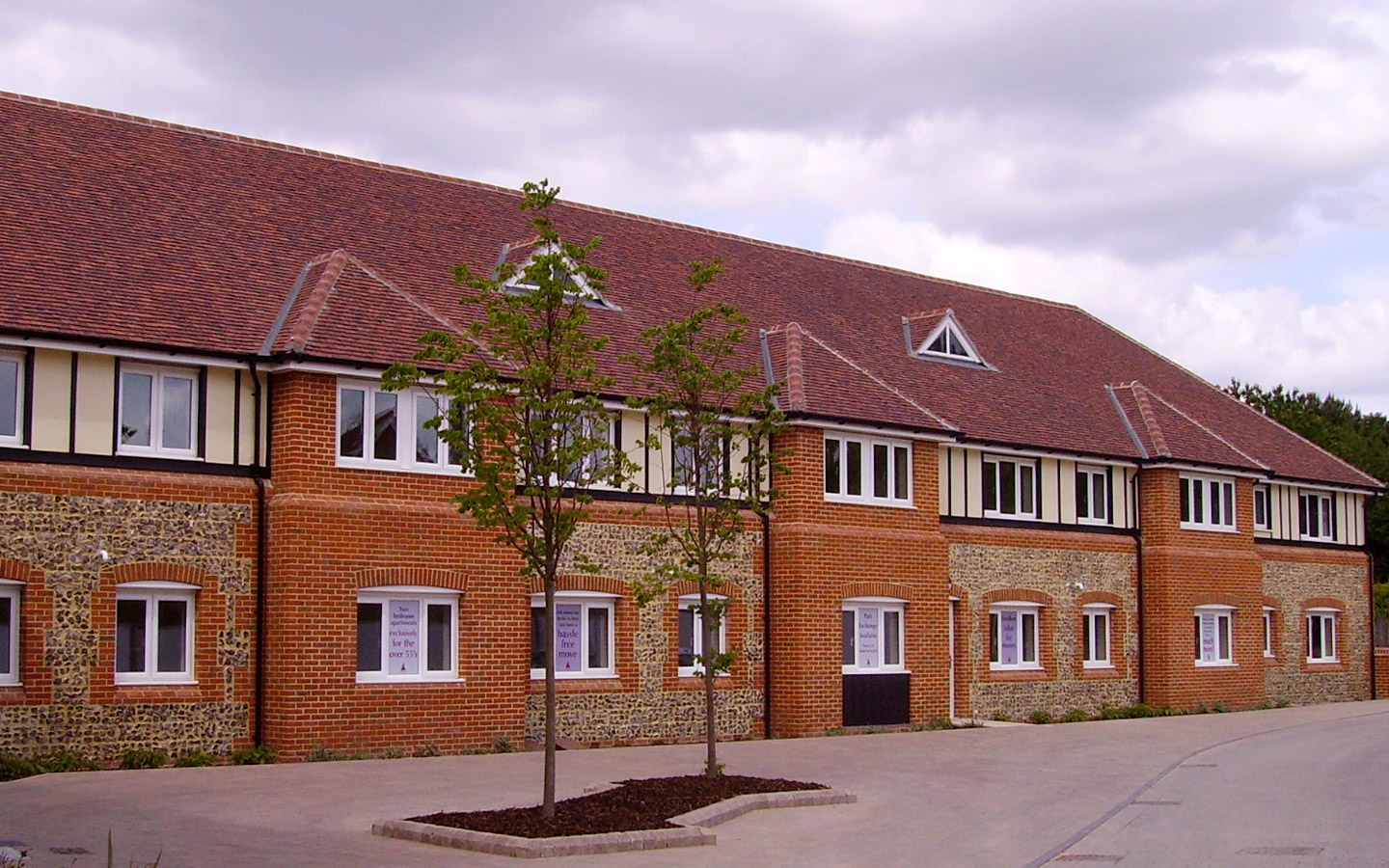 New Build Retirement Complex - Bury St Edmunds