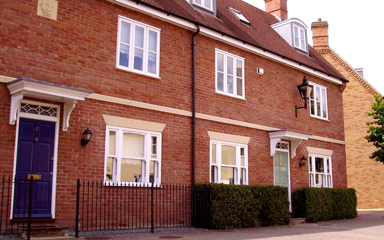 New Housing - Bury St Edmunds