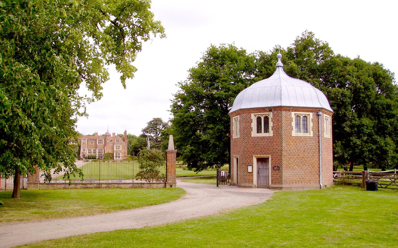 New Gatehouses - Kentwell Hall