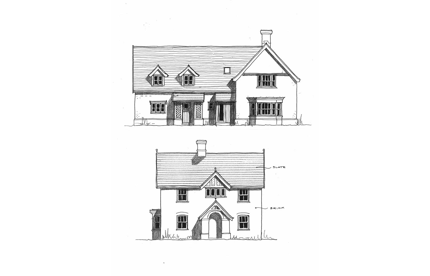 New Housing Project Designs - Wickhambrook